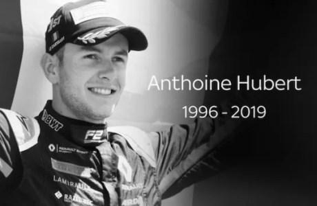 Pernyataan Renault Sport Racing Terkait Kematian Anthoine Hubert