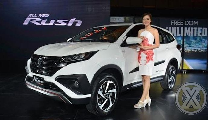 Toyota Rush Paling Diminati Di Negara Luar Indonesia