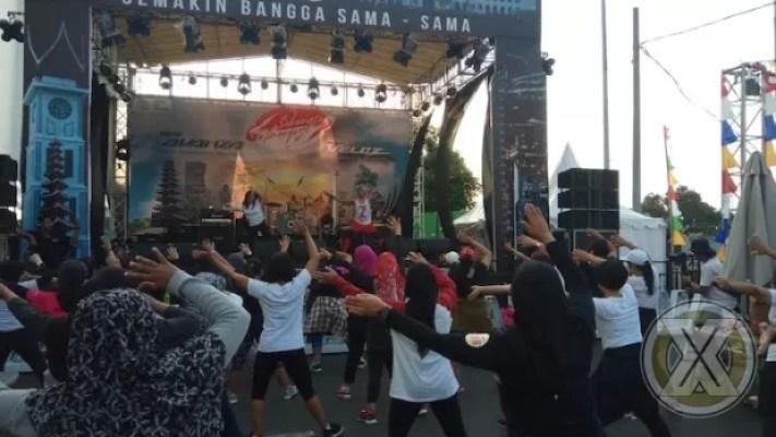 Festival Avanza-Veloz Sebangsa Kunjungi Kota Semarang