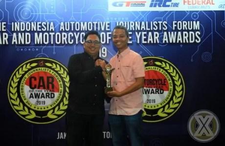 Wuling Almaz Sisihkan Lima Finalis FORWOT Car of the Year 2019