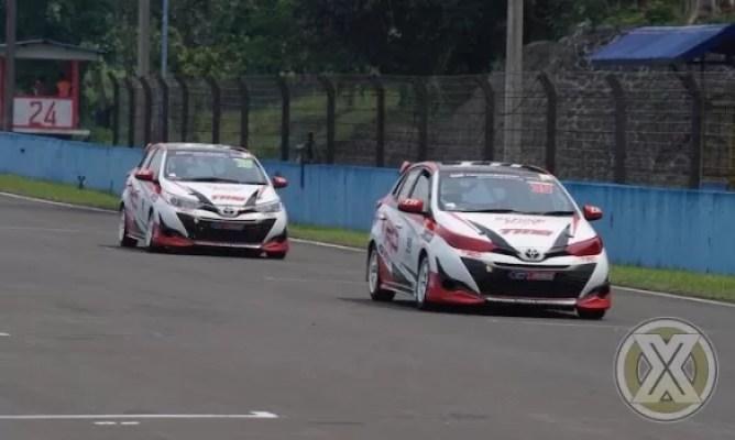 Toyota Tim TTI Raih Podium Seri Ke-5 Ajang Balap JTSC