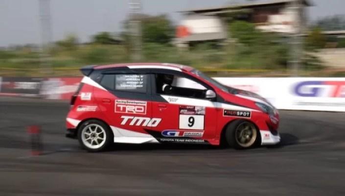 Toyota Team Indonesia (TTI) Cetak Rekor Kemenangan 3 Tahun Berturut-Turut