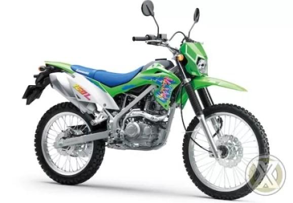 KLX150L Terbaru Di Seluruh Dealer Indonesia