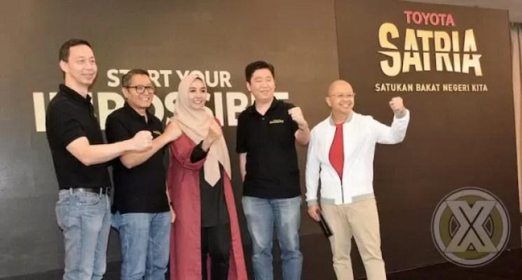 "Toyota Gelar Workshop ""Satria"" Bagi Para Atlit Muda Indonesia"