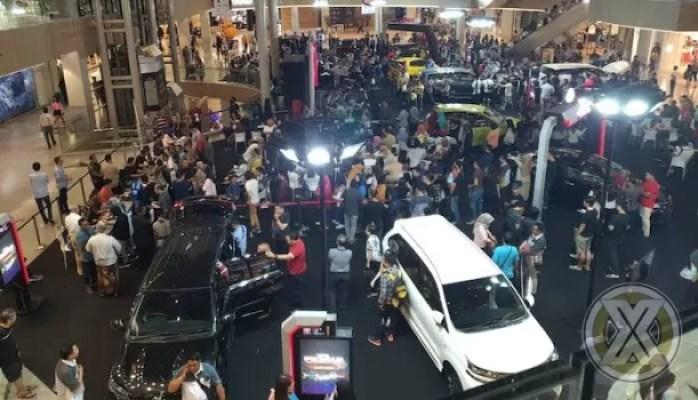 Kunjungi Pameran Toyota Expo