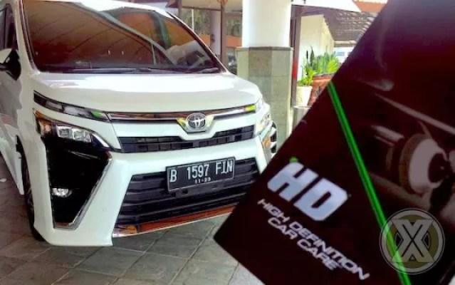 Jakarta Golf Club Dan HD Car Care Bekasi Adakan Kerjasama Ekslusif