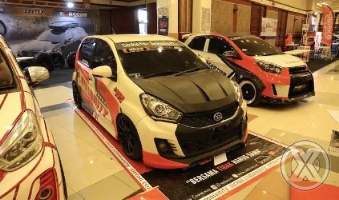 Kompetisi Daihatsu Dress up Challenge Saat Di Semarang