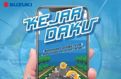 Suzuki Tantang Warganet Permainan AR Bertajuk Kejar Daku Di Instagram