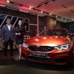 Exhibition Space BMW M di Eurokars Gallery Plaza Indonesia