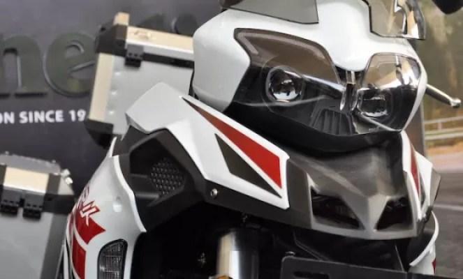 Benelli Luncurkan Tiga Motor Sekaligus Dalam IIMS Motobike Expo 2019
