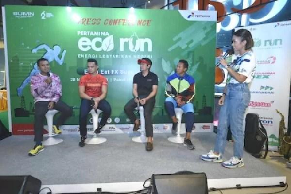 Pertamina Kembali Gelar Eco Run 2019