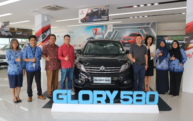 DFSK Undi Program Year End Sale Dengan Grand Prize Glory 580