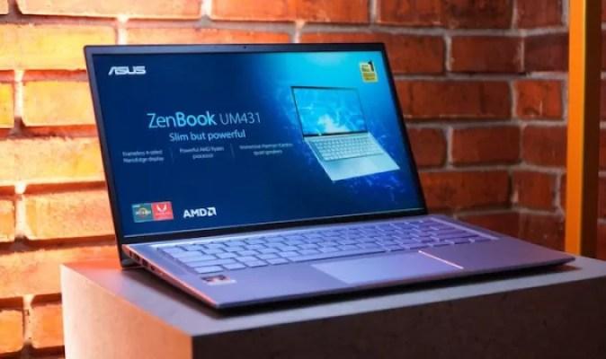 ASUS Resmi Rilis ZenBook UM431 Laptop Kelas Premium