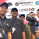 Denka Pratama Keluarkan Gimbal Stabilizer Moza AirCross 2 Pro dan Slypod Di Indocomtech 2019