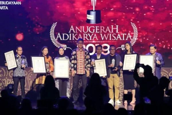 Daftar Pemenang Anugerah Adikarya Wisata 2019