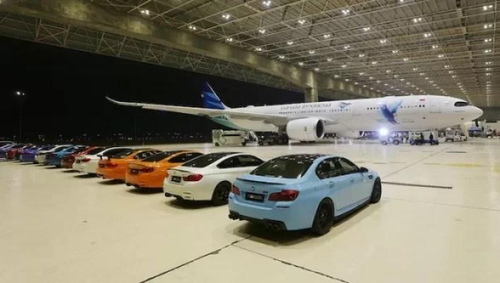 BMW Business Alliance Dengan Tambahan Poin Garuda Miles hingga 120.000