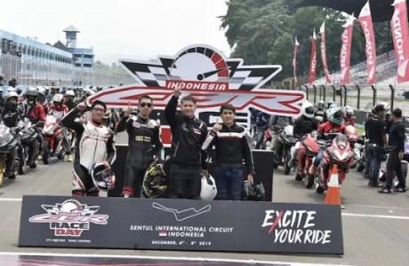 Honda CBR Race Day Indonesia 2019 seri 3 Di Sentul