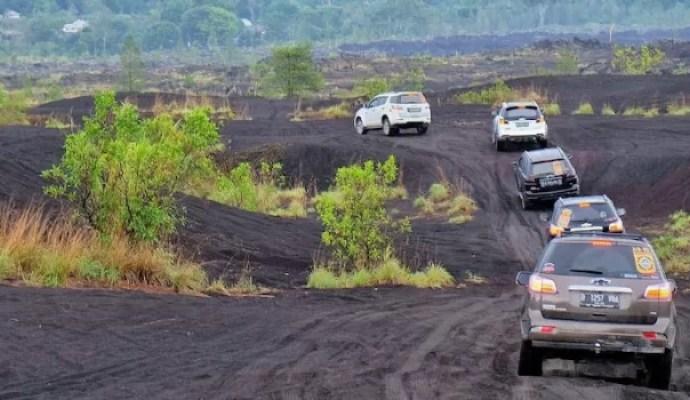 Chevrolet Indonesia Gelar Community Gathering dan Touring Java Overland