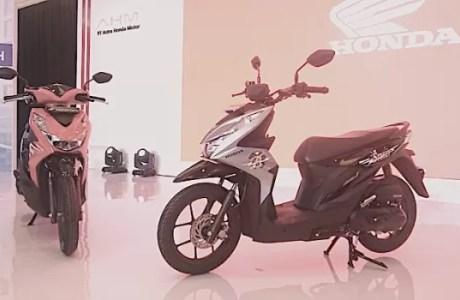 All New Honda BeAT Series Dilepas Hanya 17 jutaan