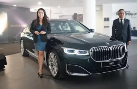 BMW THE NEW 7 Hadir Di Medan, Sumatera Utara
