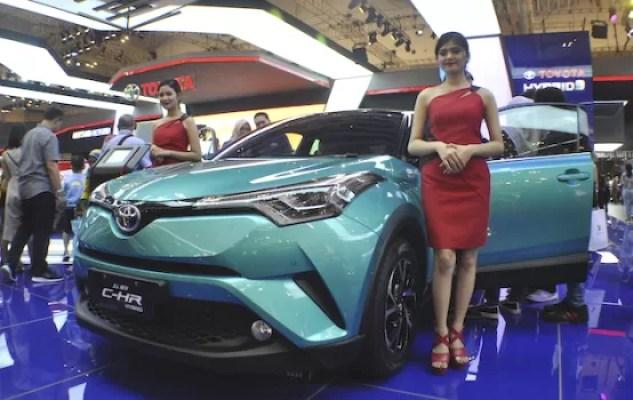 Penjualan Toyota Hybrid Electrified Vehicle HEV Naik Signifikan