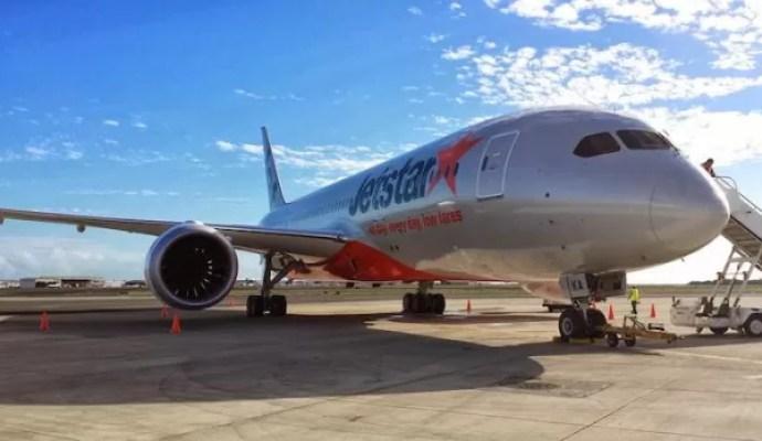 Jetstar Asia Menjadi Maskapai Paling Tepat Waktu di Singapura