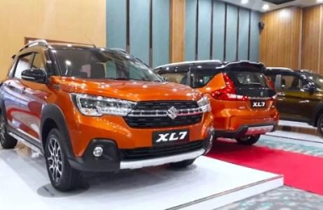 Sekilas Suzuki XL7 Yang Baru Meluncur