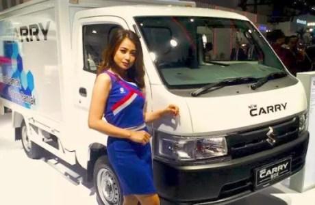 New Carry Beri Kontribusi Terbesar Penjualan Suzuki Tahun 2019