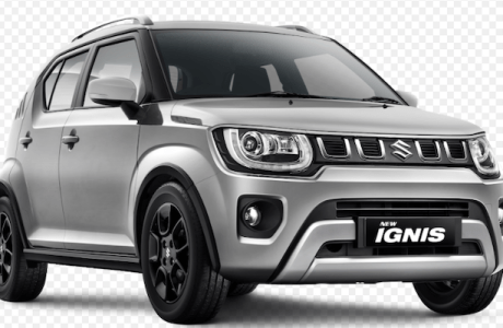 Beli Suzuki New Ignis Bulan April Gratis MACbook Air