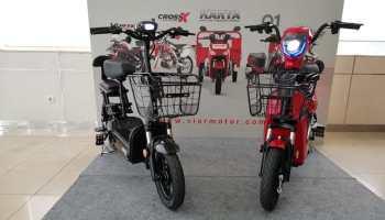 Viar Hadirkan Dua Varian Sepeda Listrik Karya Anak Bangsa