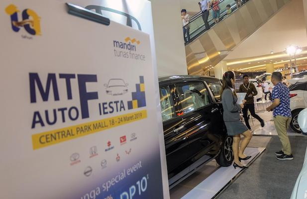 Mandiri Tunas Finance Gelar MTF Virtual Autofiesta 2020