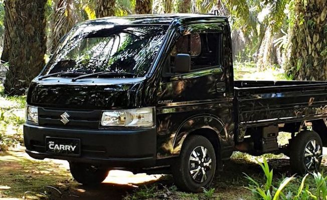 Suzuki New Carry Pikup Sumbang Penjualan