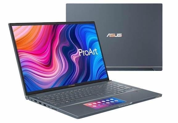 ASUS ProArt StudioBook Pro X dan Pro 17 Lebih Powerful