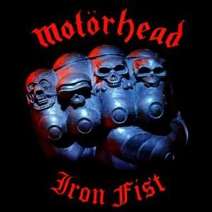 Motorhead_Iron Fist
