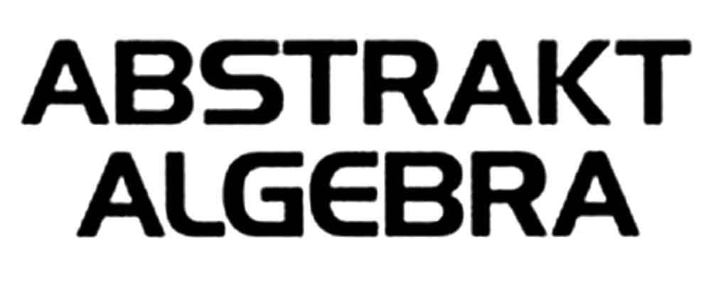 ABSTRAKT_ALGEBRA_logo