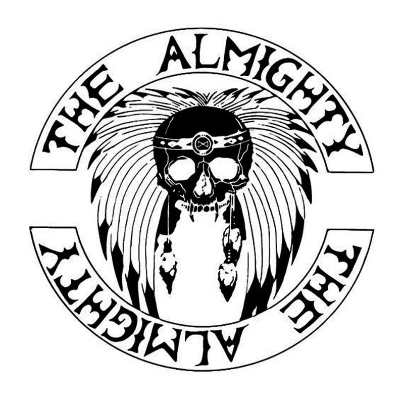 THE ALMIGHTY_Logo