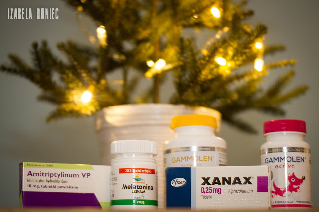 sylwester z lękowym psem otojanka xanax gammolen melatonina