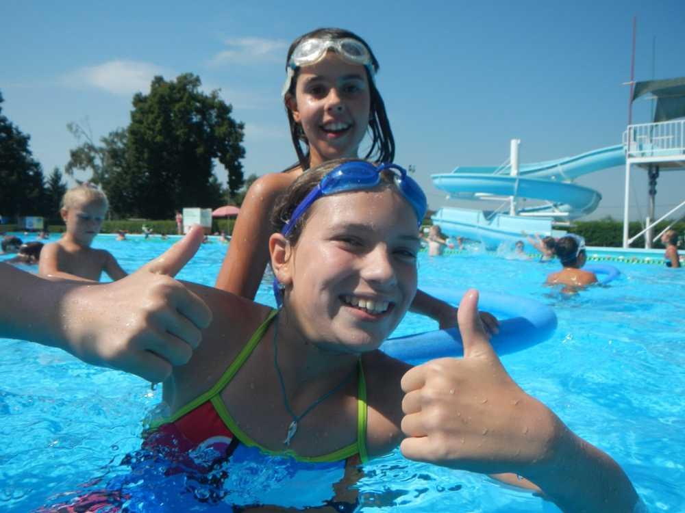 plavalni tečaj za otroke domžale