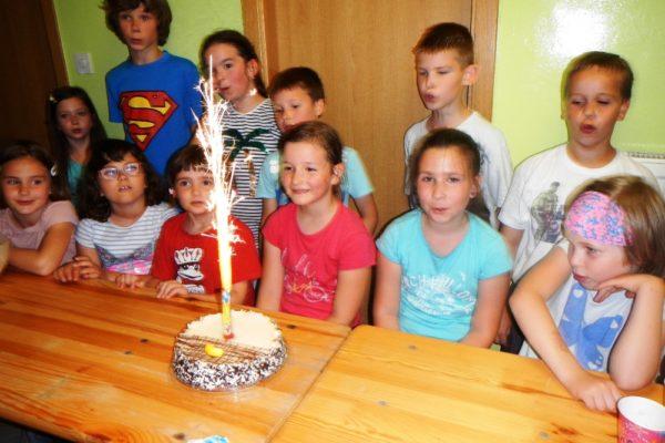 rojstni dan torta