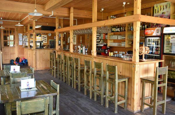 Vogu center - dnevni bar