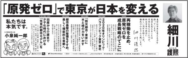 選挙公報hosokawa