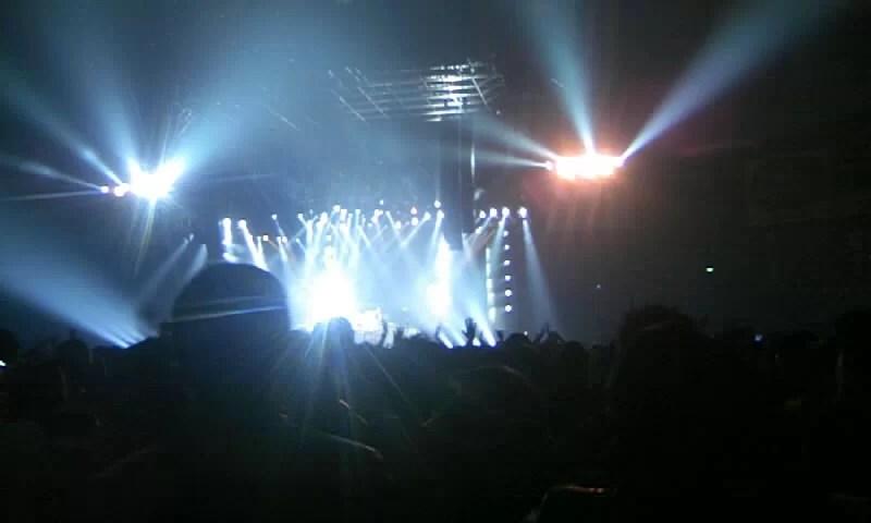 ガンズ・アンド・ローゼズのライブを東京ドームで観る