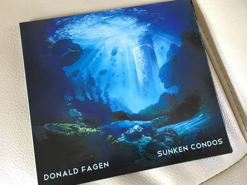 ドナルド・フェイゲン『サンケン・コンドズ』を聴く