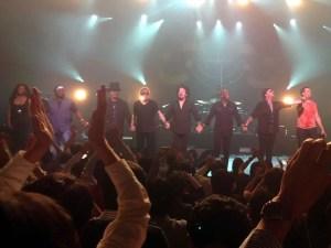 今日のライブも終わった:TOTOのライブを東京エレクトロンホール宮城で観る