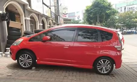 Modifikasi Velg Mobil Honda Jazz RS New Ring 16