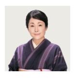 福子の母 今井 鈴(いまい すず)[松坂 慶子]