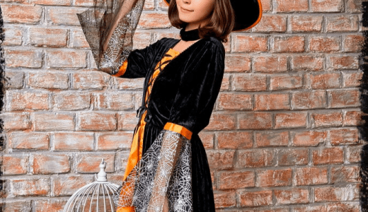 【現役コスプレイヤーおすすめ】怖可愛い魔女・ゾンビホラー仮装ハロウィン衣装・ウィッグ・カラコン・メイクのやり方