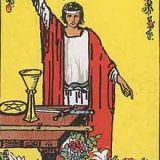 タロットカード「1:魔術師」の意味と解釈【恋愛・復縁・片思い占い方法】