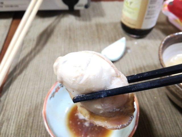 『越前かに職人 甲羅組』 購入 感想 冷凍大粒牡蠣