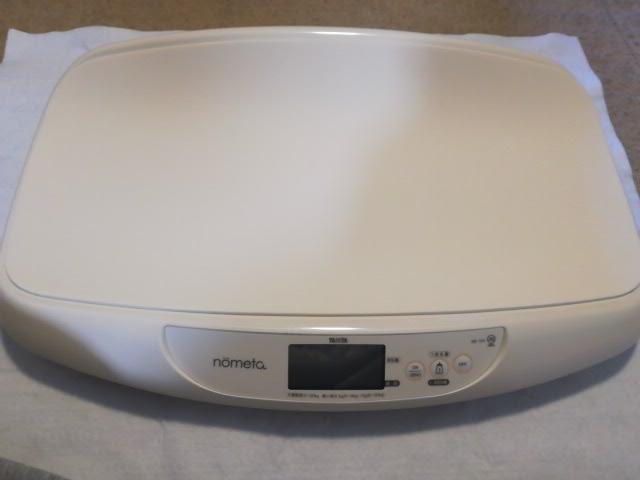 タニタ ベビースケール 体重計 おすすめ ジーナ式育児 BB-105